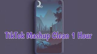 1 HOUR TIKTOK MASHUP 2021 CLEAN