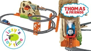 Thomas and Friends | Thomas Train Trackmaster Volcano Drop with Brio | Fun Toy Trains for Kids
