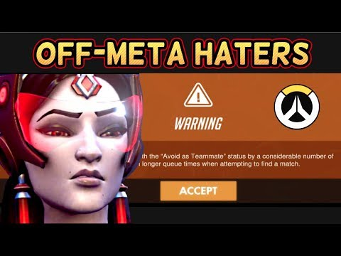 Got My 5th Overwatch Account Warning! (STILL NOT BANNED!) (видео)