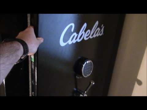 Cabela's Classic Gun Safe By Liberty