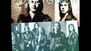 Counting Every Minute by Foreigner (studio version with lyrics)