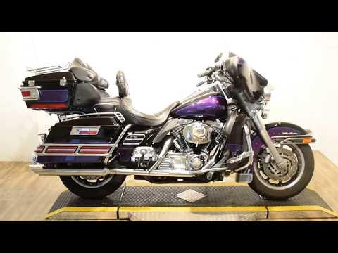 2002 Harley-Davidson FLHTCUI Ultra Classic in Wauconda, Illinois