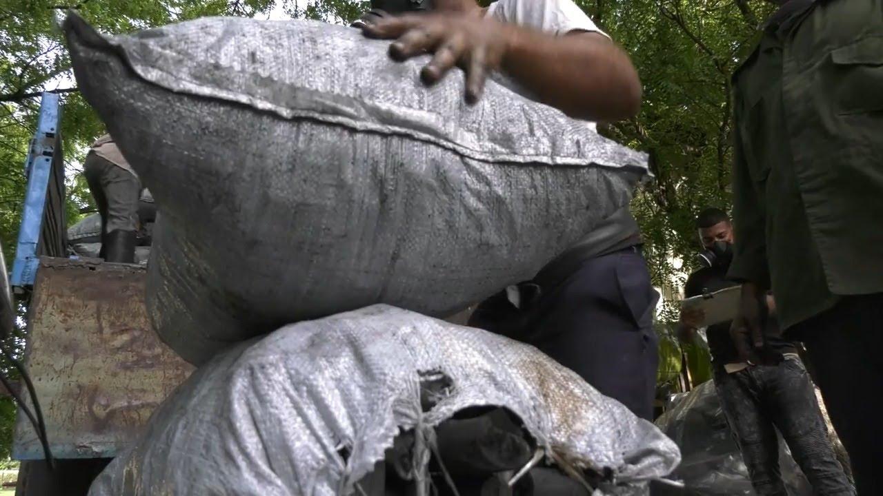 Prevé exportar más de 2 mil toneladas de carbón empresa de Granma