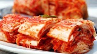 Корейская кухня, Настоящая корейская кухня: КИМЧИ 통배추김치