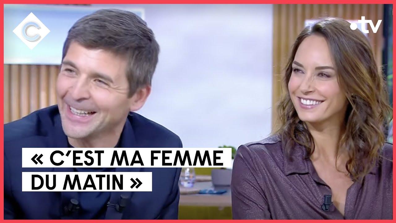 Invités : Thomas Sotto, Julia Vignali, Damien Thévenot, Maya Lauqué - C à vous - 17/09/2021
