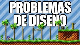 Los problemas de diseño de Sonic