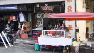 preview picture of video 'New Asia Heritage Hotel, George Town, Penang - Street Scene'