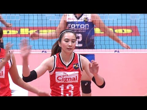 PSL 2018 All-Filipino Highlights: Rachel Anne Daquis