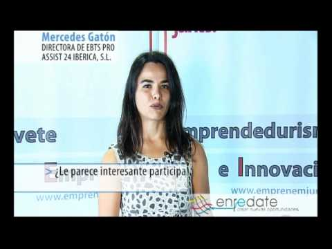 Mercedes Gatón. Directora EBTS PRO ASSIST Ibérica.