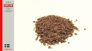 Chocolate: Grater/Shredder 4,5 mm