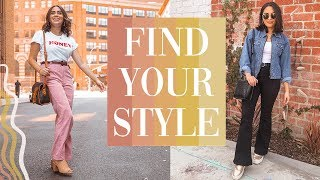 HOW TO FIND YOUR PERSONAL STYLE + AESTHETIC ♡