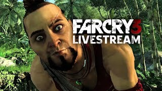 Playing Far Cry 3 While Talking About Far Cry 5 Livestream