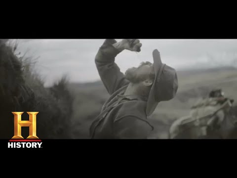 Video trailer för The Men Who Built America: Frontiersmen I New Docuseries Premieres Wed. March 7 at 9/8c   History