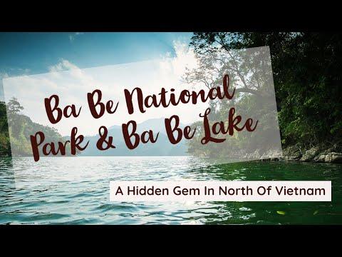 Ba Be National Park & Ba Be Lake