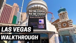 Where is new york new york in las vegas