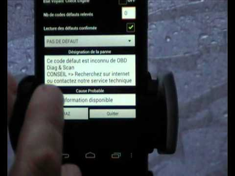 Video of OBD Diag & Scan