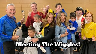 Momjo Meets The Wiggles!