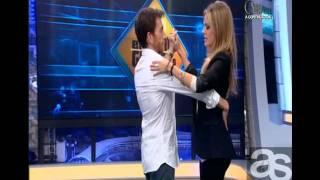 Йон Гонсалес (Иван Ноирет), Amaia Salamanca y Yon Gonzalez El Hormiguero Parte2