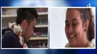Les étudiants De Wallis Et Futuna Sur Le Départ Pour La Métropole