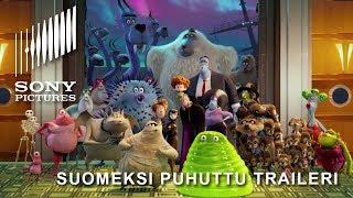 Hotel Transylvania 3 traileri