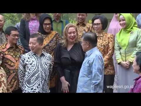 Wapres Jusuf Kalla Membuka Lokakarya KPBU