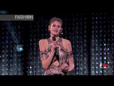 KAIA GERBER Model of the Year | The Fashion Awards 2018 - Fashion Channel