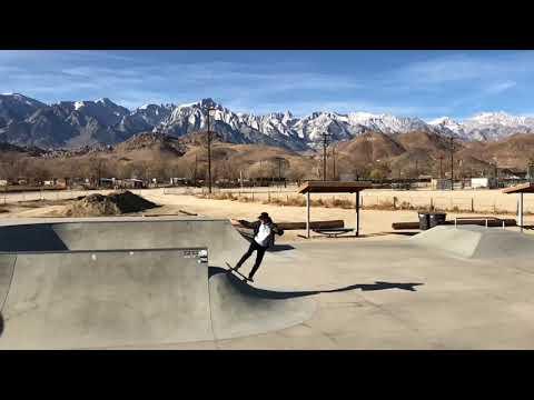 Spencer Nuzzi at Lone Pine Skatepark