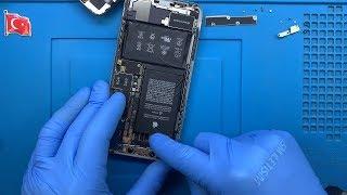 iPhone XS Max Ekran ve Batarya Değişimi 🇹🇷