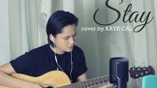 Stay - Daryl Ong (KAYE CAL Acoustic Cover)