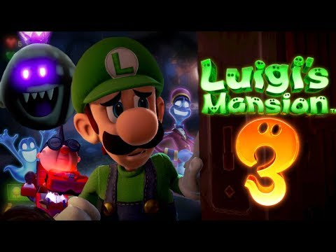 (SPOILERS) Luigi's Mansion 3 : New Footage Analysis  - ZakPak