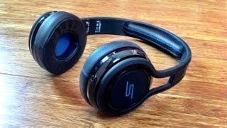 SMS Audio Street By 50 On-Ear Headphones REVIEW 50 Cent