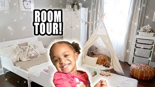 Baby To Toddler AFFORDABLE Bedroom Makeover! (Mostly AMAZON + IKEA)
