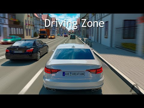 Driving Zone: Germany Android Gameplay ᴴᴰ