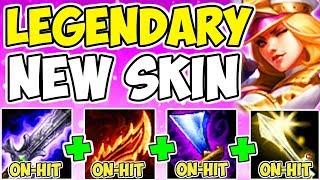 lol caitlyn new skin - TH-Clip