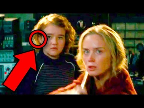 A QUIET PLACE - Ending Explained! (Monsters & Final Scene Analysis)