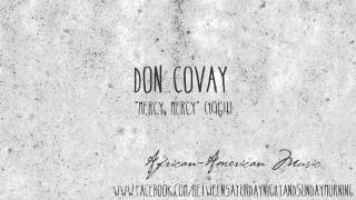 Don Covay: Mercy, Mercy (HQ 320)