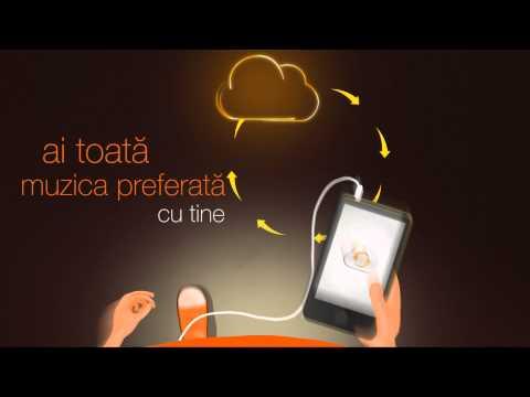Video of Orange Cloud