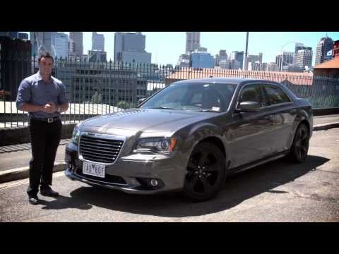 Chrysler 300S Video Review | Drive.com.au