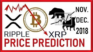 RIPPLE [XRP] PRICE PREDICTION: NOV., DEC. 2018 ~ Most Realistic