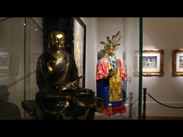Nepali art finds a new home