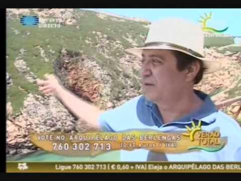 RUI VELOSO O PADRINHO DO ARQUIPÉLAGO DAS BERLENGAS