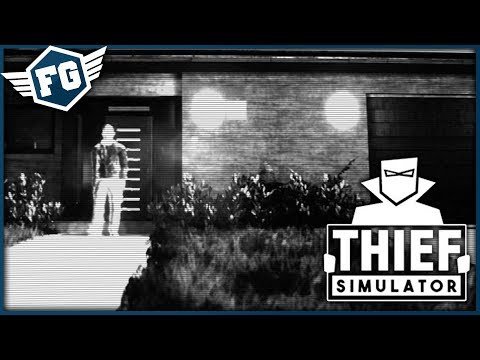 TAKHLE ŽIJE ZLODĚJ? - Thief Simulator