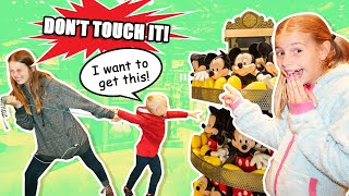 Buying the FIRST Thing My Sister or Brother Touches At The STORE!!