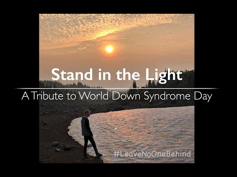 Watch video Celebrating World Down Syndrome Day 2019