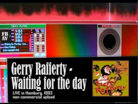 Gerry Rafferty - Waiting for the day (live 1993)