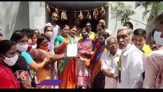 Arya Vaishya Community Holds Rally Against Mushampally Incident | Nalgonda