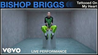"Bishop Briggs - ""Tattooed On My Heart"" Live Performance 