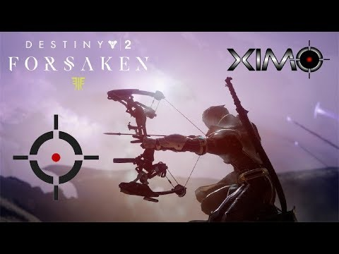 XIM APEX - Destiny 2 Infantry Config Tutorial - смотреть