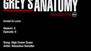 Sebastien Schuller - High Green Grassl