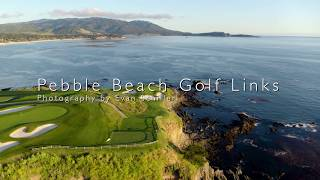 Pebble Beach Golf Links - Course Flyover